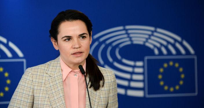 Тихановская договорилась о помощи Евросоюза Белоруссии после ухода Лукашенко