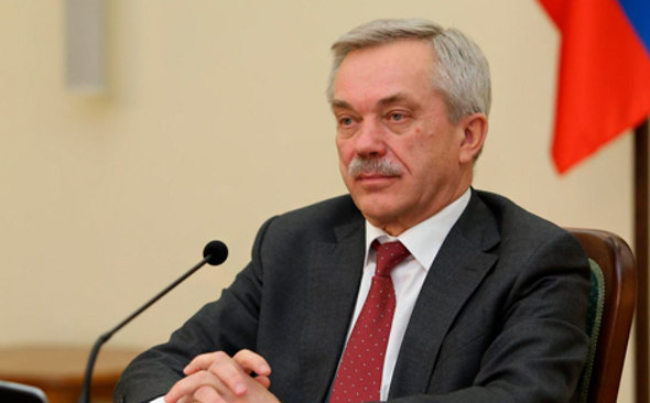 Глава Белгородской области, занявший пост ешё при Ельцине, заявил об уходе в отставку