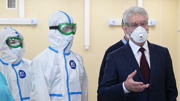 Собянин призвал пожилых москвичей самоизолироваться