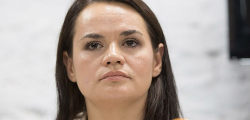 Тихановская обратилась за помощью к ООН и мировому сообществу