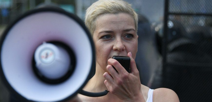 Минский суд оставил под арестом лидера белорусской оппозиции Марию Колесникову