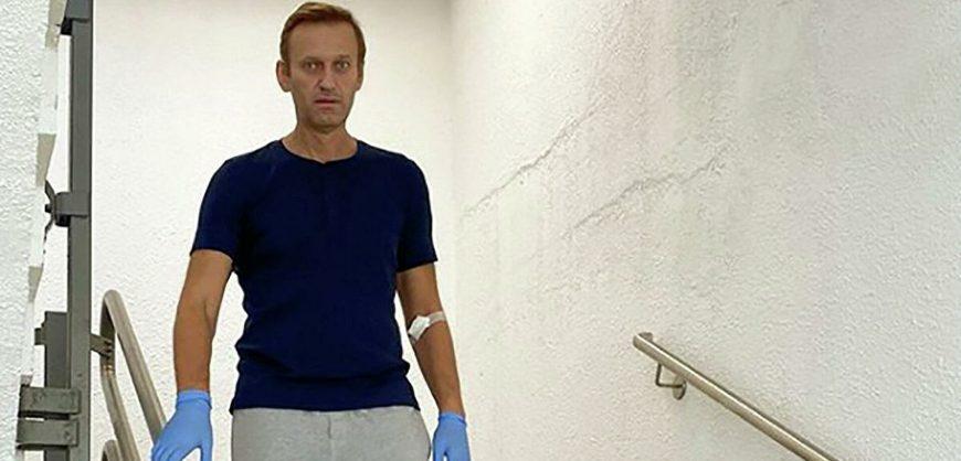 Навального выписали из немецкой клиники Charite