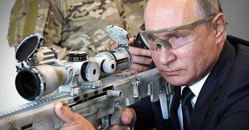 Путин заявил об уникальном российском оружии, не имеющем аналогов в мире