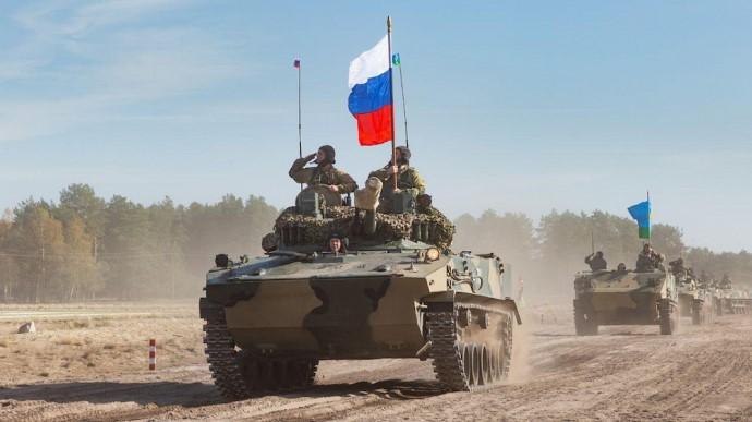Минобороны отправляет военных в Беларусь на тактические учения «Славянское братство»