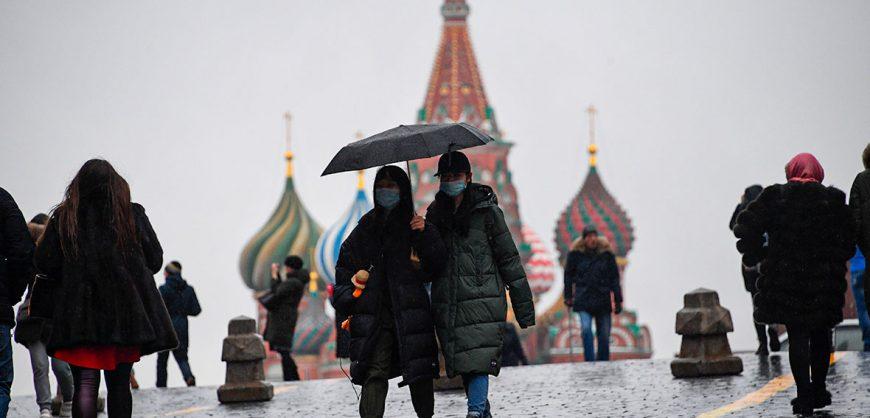 В Москве выявили рекордное с июня количество заразившихся COVID-19: 1792