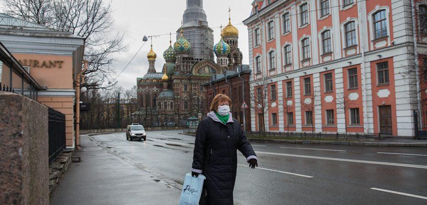 В Петербурге растет число заболевших коронавирусом