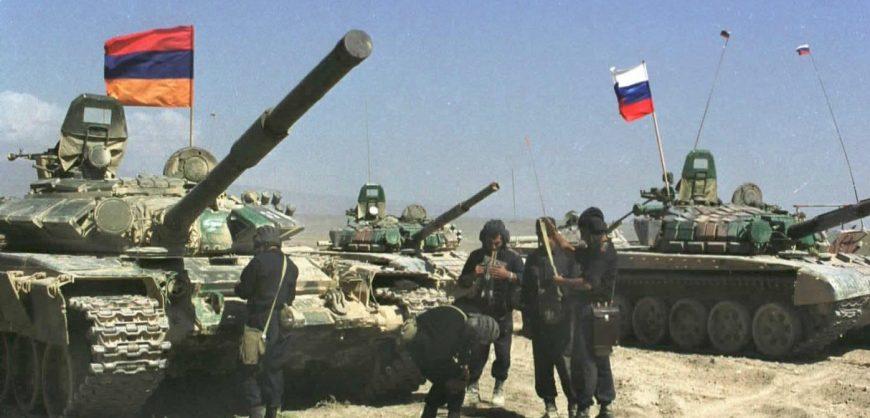 Пашинян допустил использование российской военной базы против Азербайджана