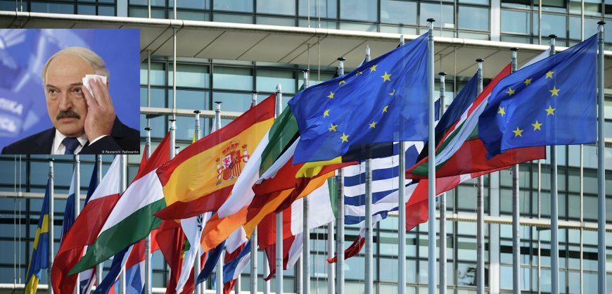 Евросоюз опять не смог согласовать санкции против Лукашенко из-за позиции Кипра по Турции