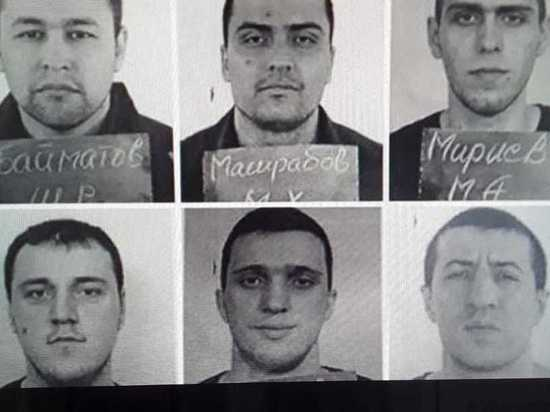 Задержаны заключенные, сбежавшие из колонии в Дагестане