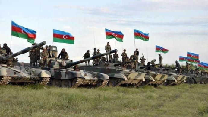Азербайджан потребовал полного вывода армянских войск с территории Карабаха