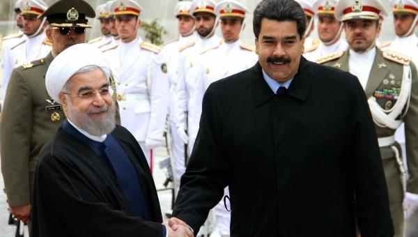 США вводят новые санкции против Мадуро из-за оружейных сделок с Ираном
