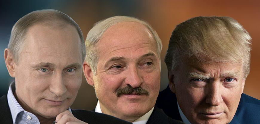 Трамп, Путин и Лукашенко получили Шнобелевские премии по медицине