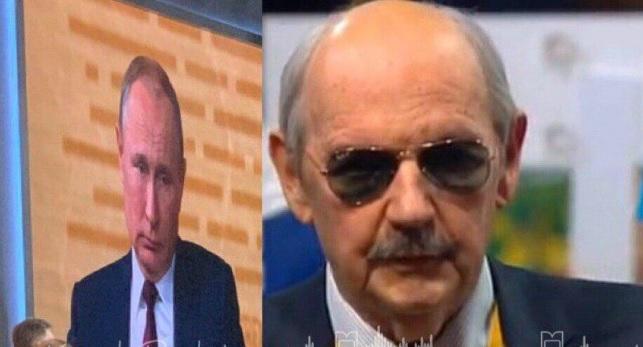 Главред газеты «Президент» выдвинул Путина на Нобелевскую премию мира