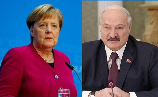 Меркель заявила о непризнании Лукашенко президентом и призвала к диалогу с оппозицией
