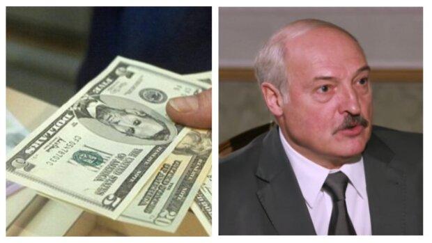 Доллар и евро взлетели на новости об инаугурации Лукашенко и его непризнании Евросоюзом