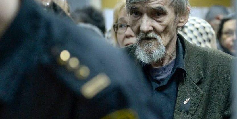Верховный суд Карелии увеличил срок историку Юрию Дмитриеву до 13 лет колонии