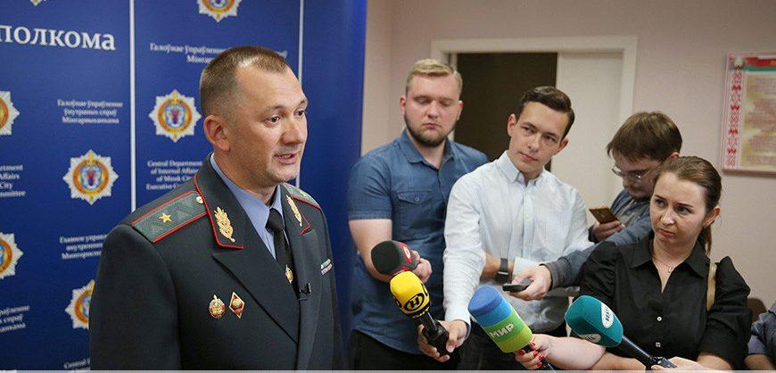 Лукашенко сменил руководство МВД: вместо генерала Караева назначен генерал Кубраков