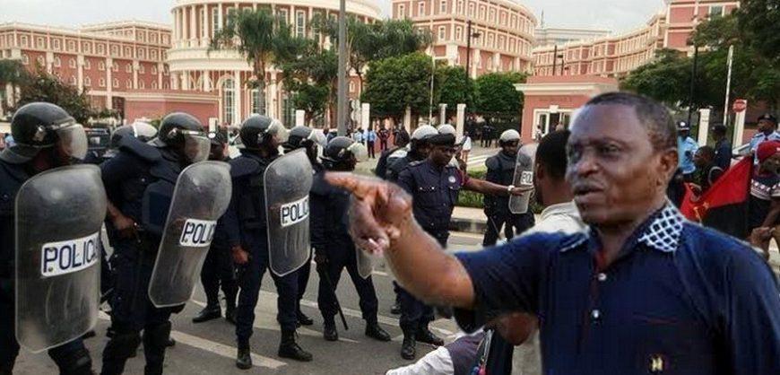 Ангольский генерал-оппозиционер советует не повторять за Лукашенко