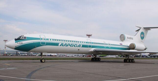 Россия завершила эксплуатацию легендарных самолетов ТУ-154 в гражданской авиации