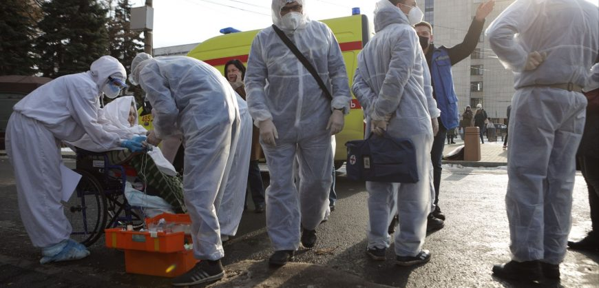 СМИ сообщили о двух погибших в результате взрыва в больнице Челябинска