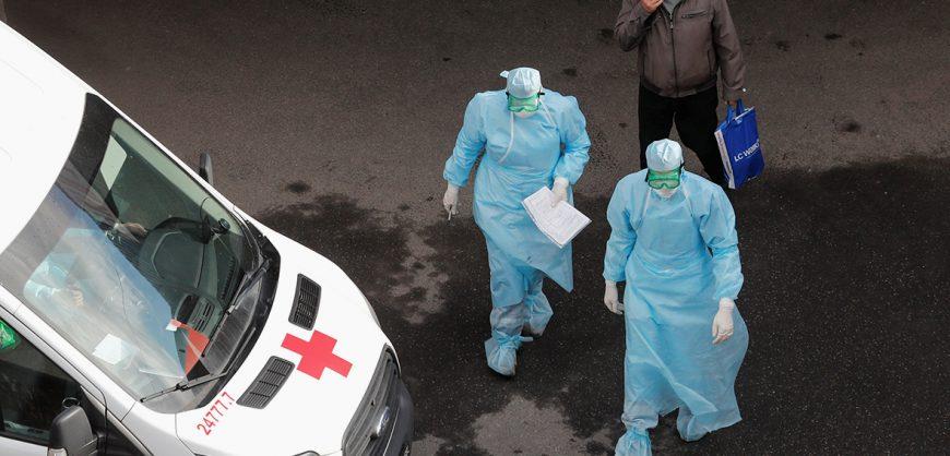 В России впервые выявлено более 17 тысяч заболевших COVID-19 за сутки