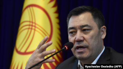 Парламент Киргизии еще раз утвердил состав нового правительства во главе с Жапаровым