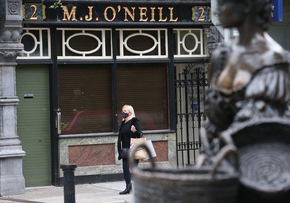 Ирландия первой в Евросоюзе повторно ввела карантин из-за коронавируса