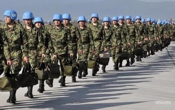 Азербайджан согласился на ввод миротворцев в Нагорный Карабах