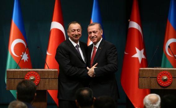 Алиев заявил о «реальности турецко-азербайджанского единства», с которым «должны смириться все»