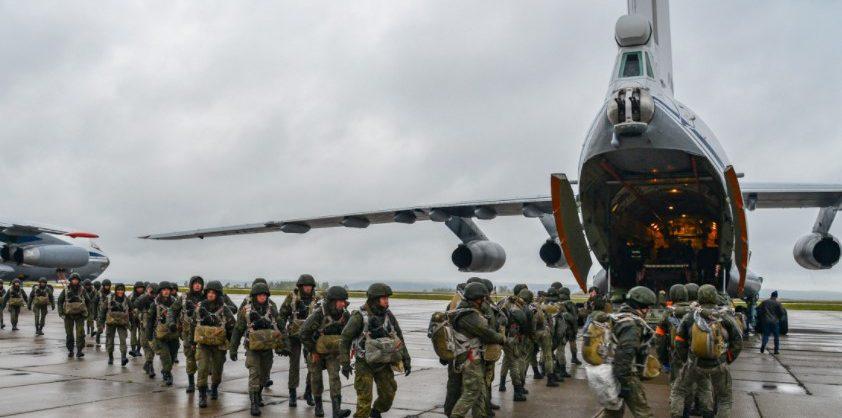 В Госдуме опровергли возможную десантную операцию России в Нагорном Карабахе
