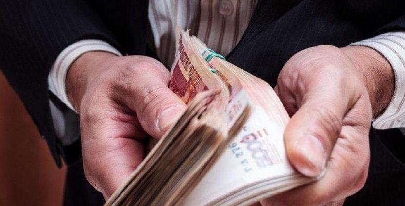 Замглавы Московской таможни задержан при получении взятки в полмиллиона рублей
