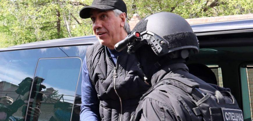 Анатолий Быков вышел из СИЗО, но тут же отправлен в ИВС