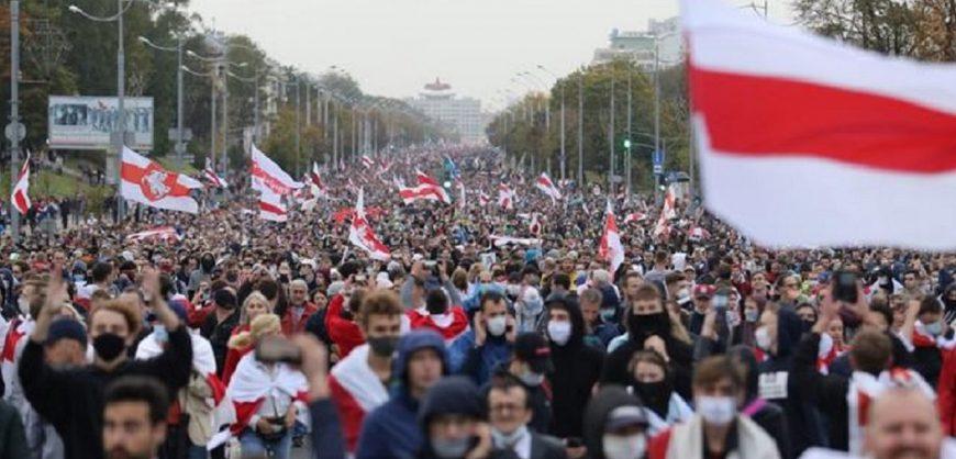 В Минске, Лиде и Гродно начались задержания протестующих против Лукашенко