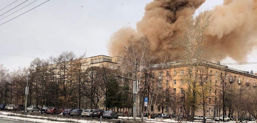 В челябинской больнице взорвалась кислородная будка, 158 пациентов эвакуированы