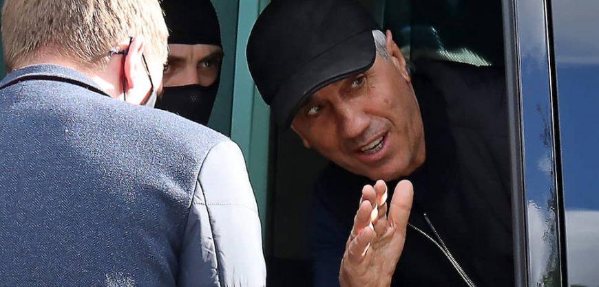 Анатолий Быков вышел под домашний арест