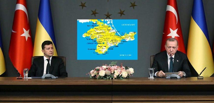 Эрдоган: Турция не признает воссоединение Крыма с Россией