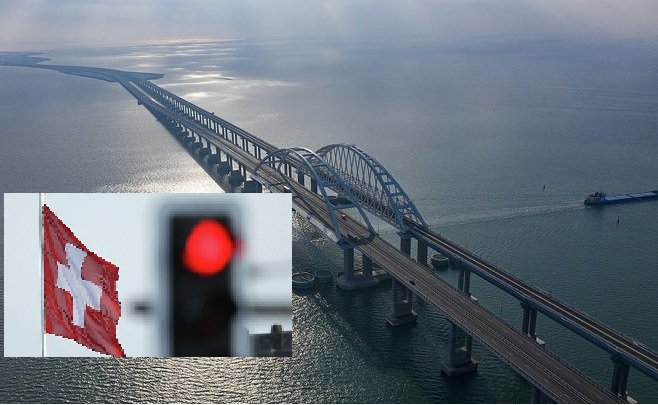 Швейцария ввела санкции за строительство Крымского моста