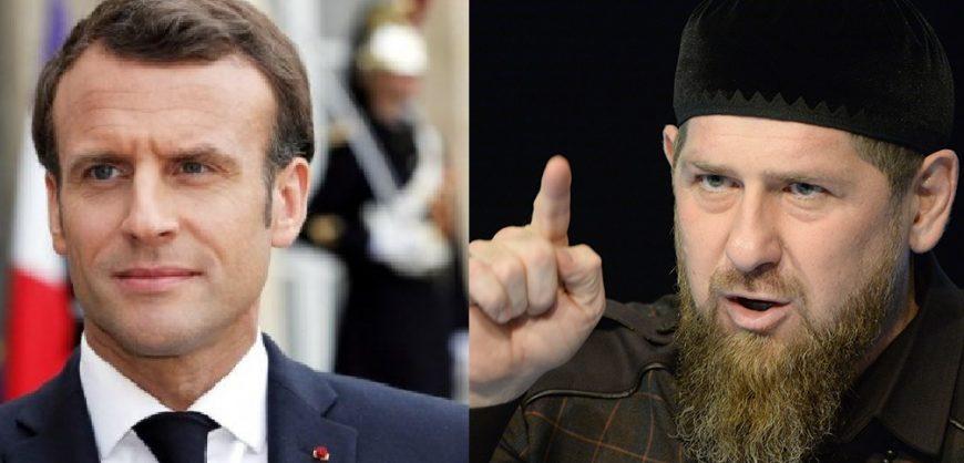 Кадыров предупредил Макрона о последствиях «издевательства над религией»