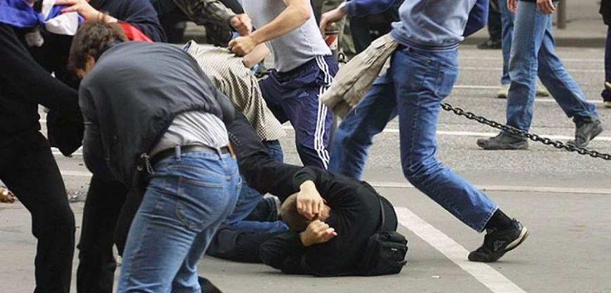 Во Франции турки с молотками и ножами напали на армян во время митинга в поддержку Нагорного Карабаха