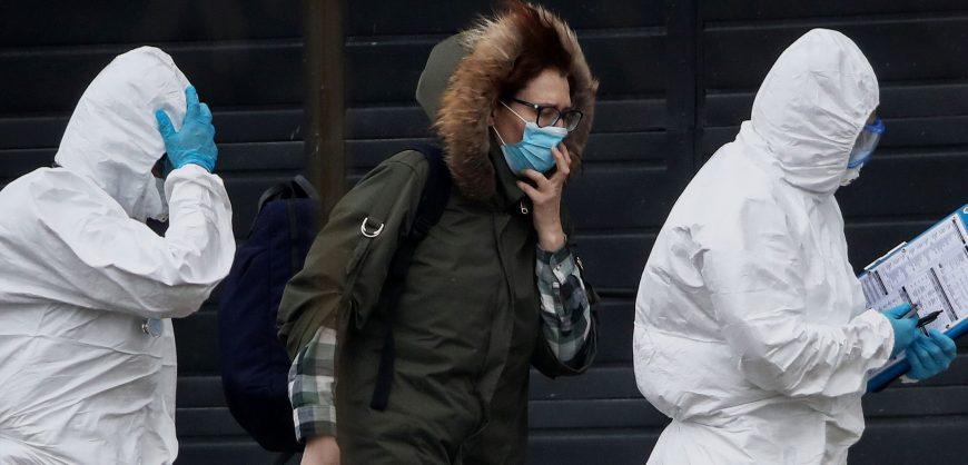В России впервые выявлено более 15 тысяч заболевших коронавирусом за сутки