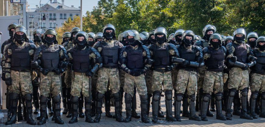 В Белоруссии в первый день общенациональной забастовки задержаны более 150 человек.