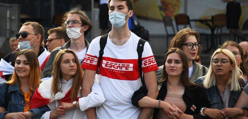 Лукашенко потребовал отчислить из вузов студентов, участвующих в протестах