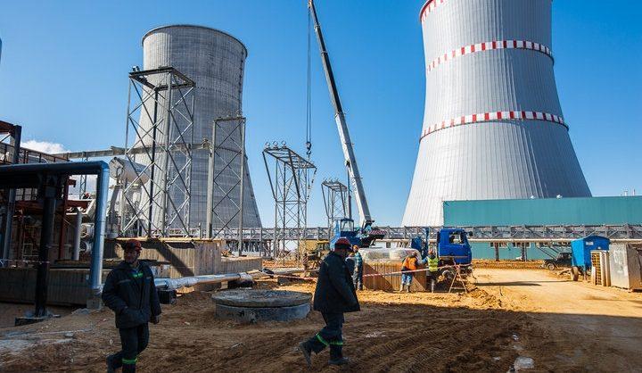 Лукашенко запустил БелАЭС и объявил Белоруссию ядерной державой