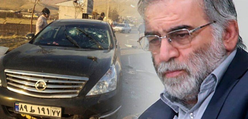 NYT: к убийству отца иранской ядерной программы может быть причастен израильский «Моссад»