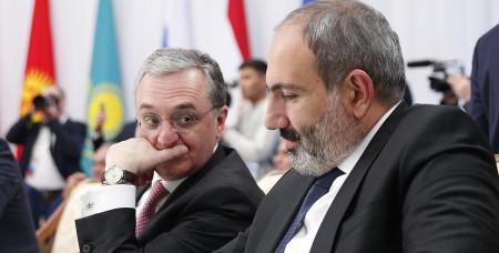 Пашинян отправил в отставку главу МИД, опровергнувшего его заявление о Шуше