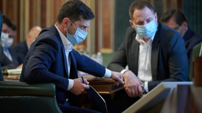 Зеленского госпитализировали с коронавирусом