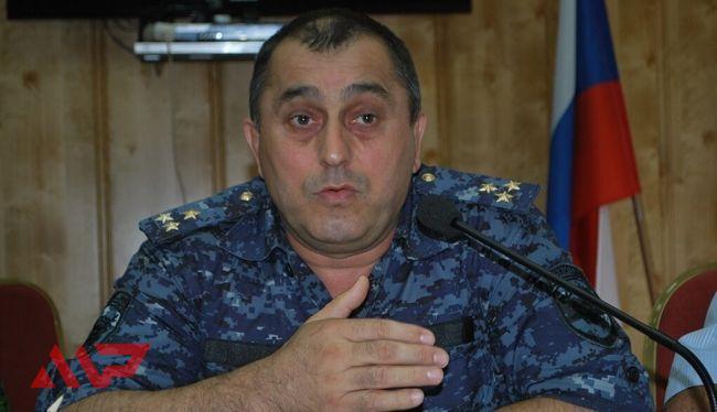 Главу дагестанского ОМВД обвинили в бандитизме и причастности к теракту в московском метро