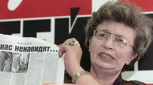 Скончалась Лидия Графова