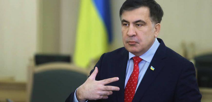 Саакашвили предупредил, что Украина движется к большой экономической катастрофе