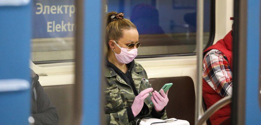 В Петербурге за неделю составили 150 протоколов о нарушении масочного режима